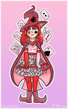 Witchsona Card Witch