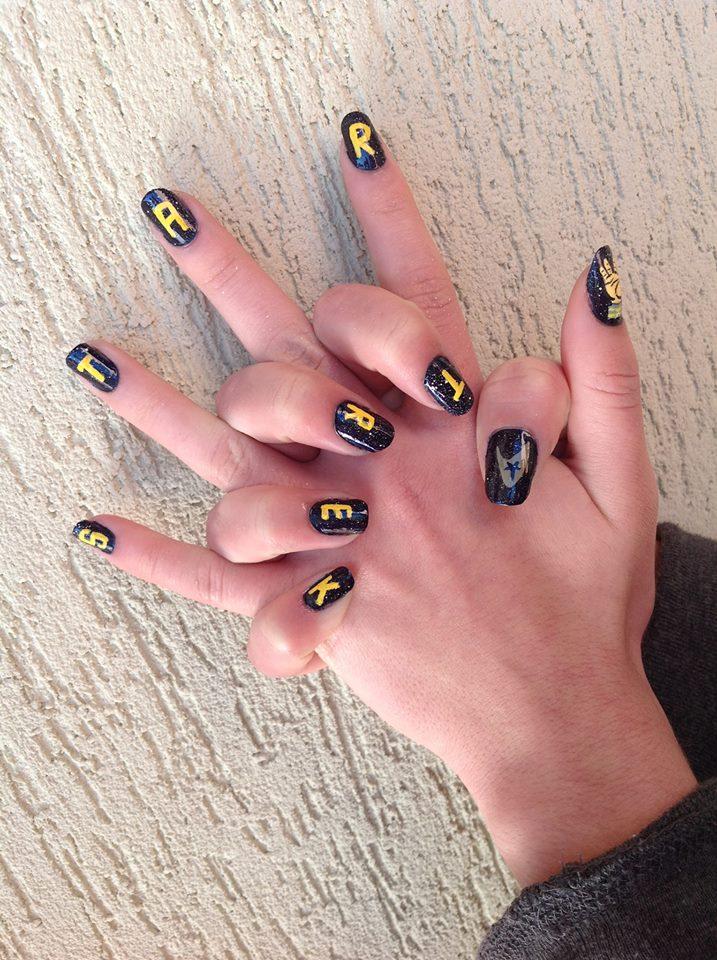 Star Trek Nail Art 3 By Whosherlokid On Deviantart