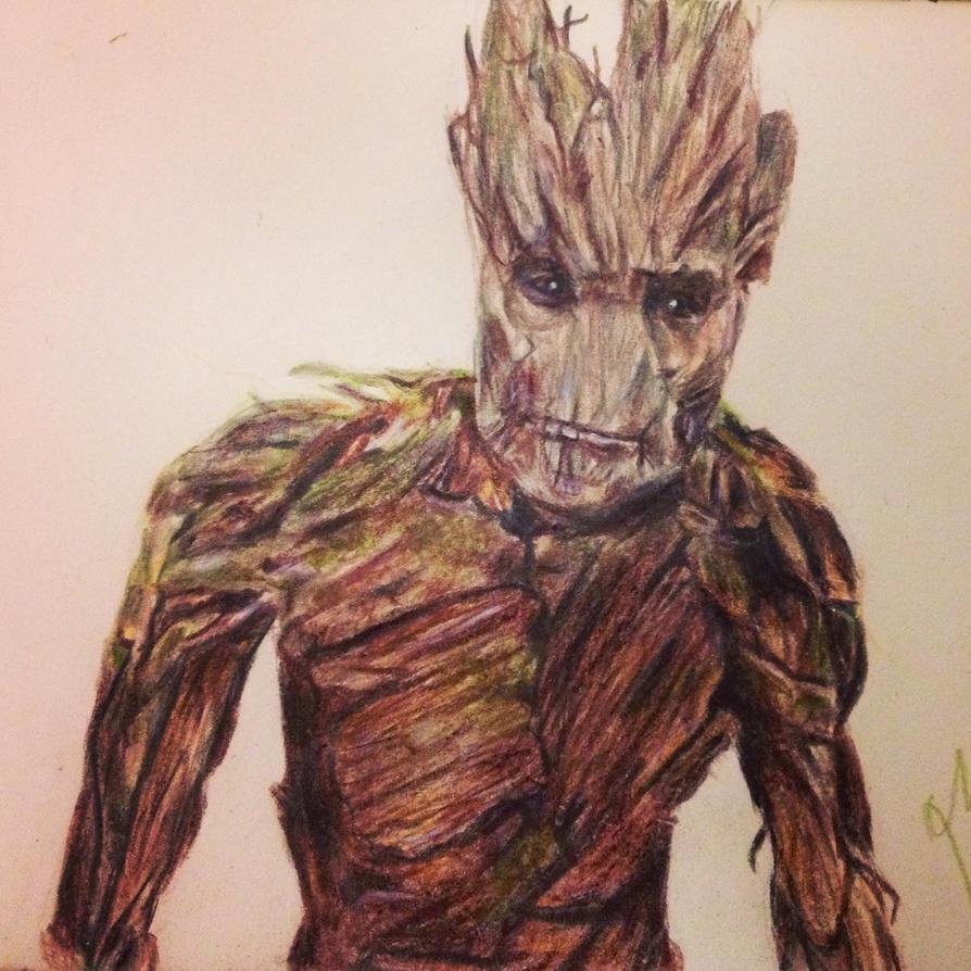 Groot by whosherlokid