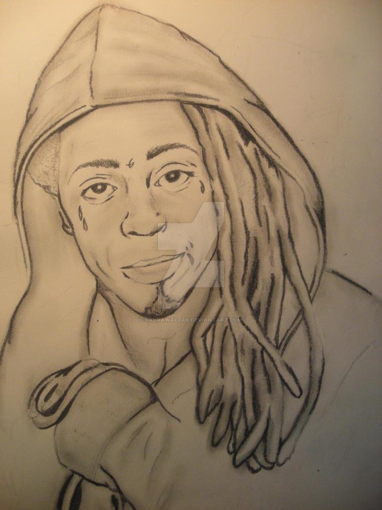 3 Easy Diy Storage Ideas For Small Kitchen: Lil Wayne 1 By LauraWalzak On DeviantArt