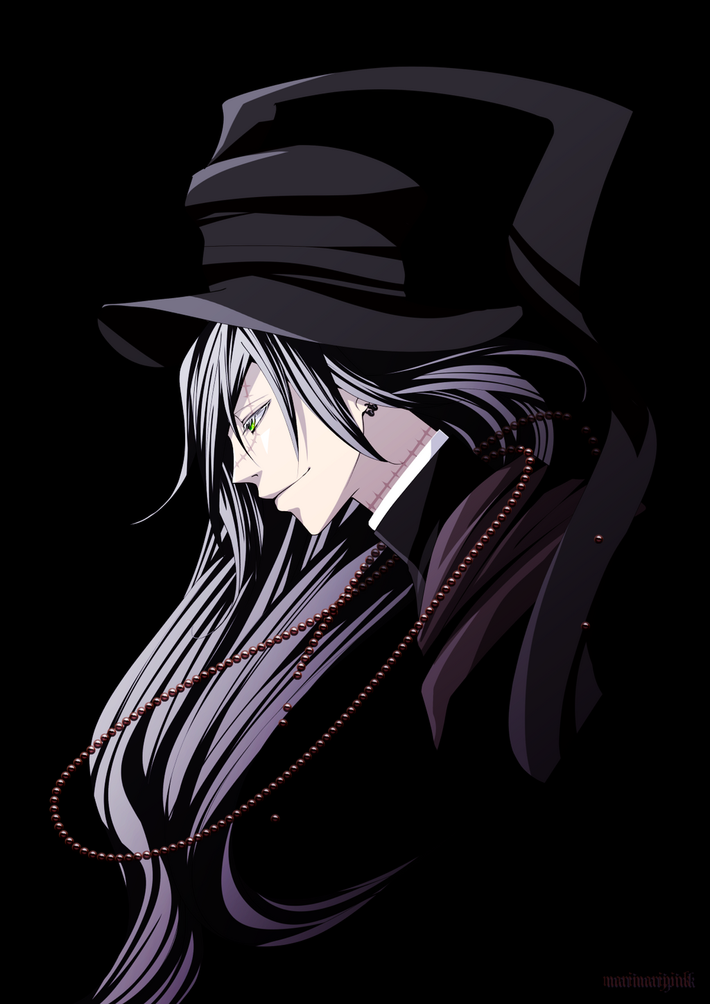 Undertaker By Marimaripink On DeviantArt
