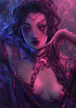 Dark Lunaria