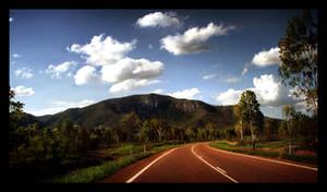 Flinders Highway by PeaceOut