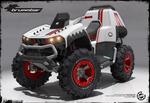 Brummbar ATV Concept 4 -3D-