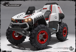 Brummbar ATV Concept 4 -3D- by Secap