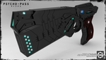 Dominator Gun 3D - Psycho Pass - 2 by Secap