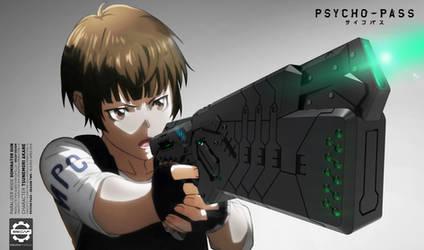 Tsunemori Akane - Dominator