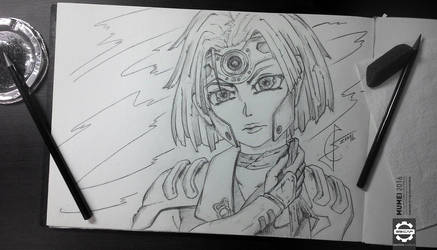 Mumei - Kabaneri of the Iron Fortress
