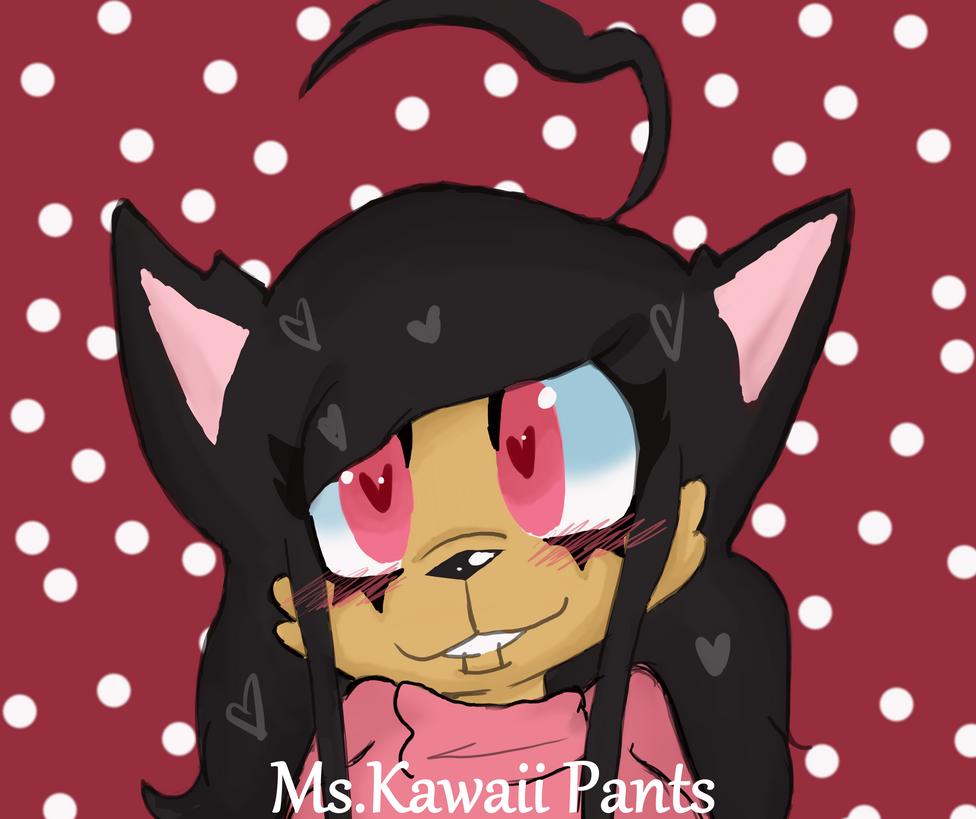 Ms.Kawaii Pants kitty by MsKawaiiPants