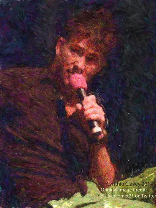 Joe Flanigan by cynvision