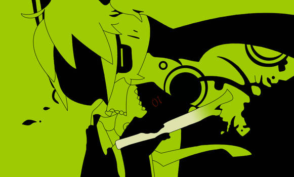 Miku Hatsune by MrGaarax
