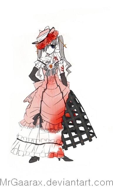 Lady Ciel by MrGaarax