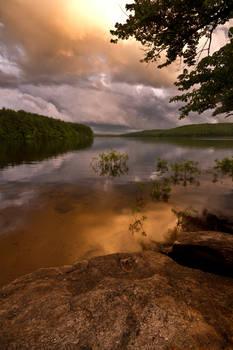 Snipsic lake 3