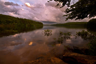 Snipsic lake 4
