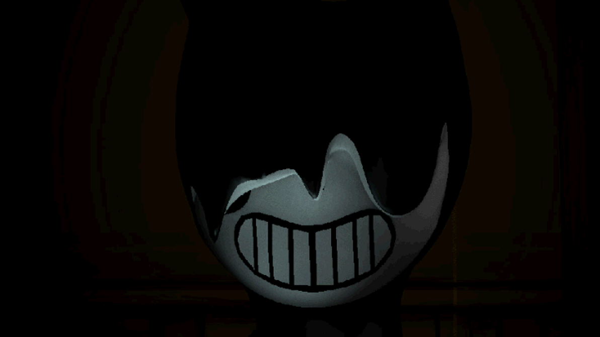 bendy and the ink machine gif