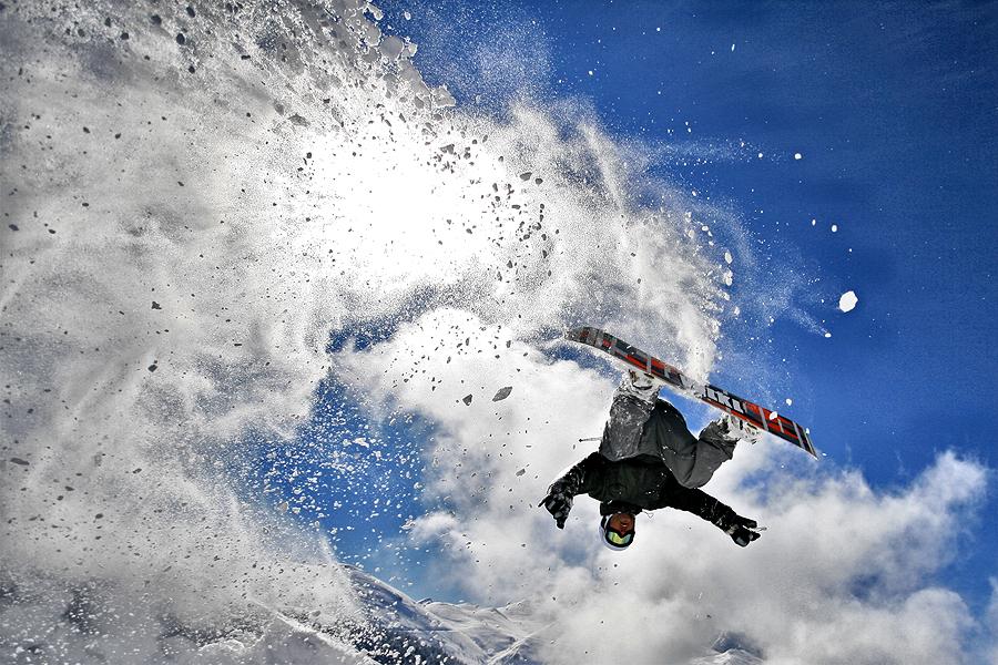 Snow Bording by Ge-FenixXx