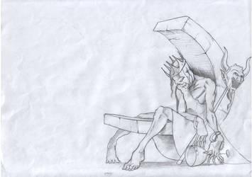 Undead King by Glorien