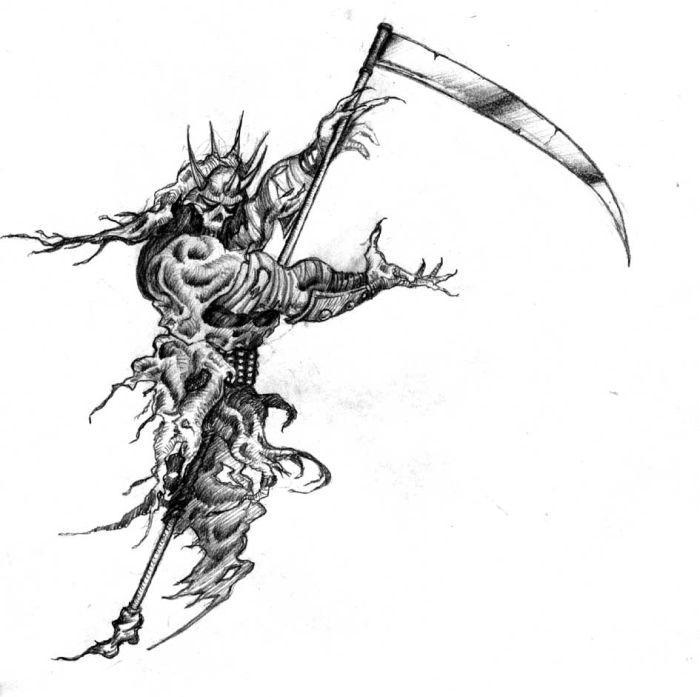 Wraith by Glorien