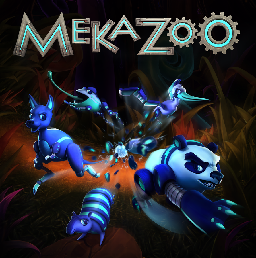Mekazoo by jasonwang7