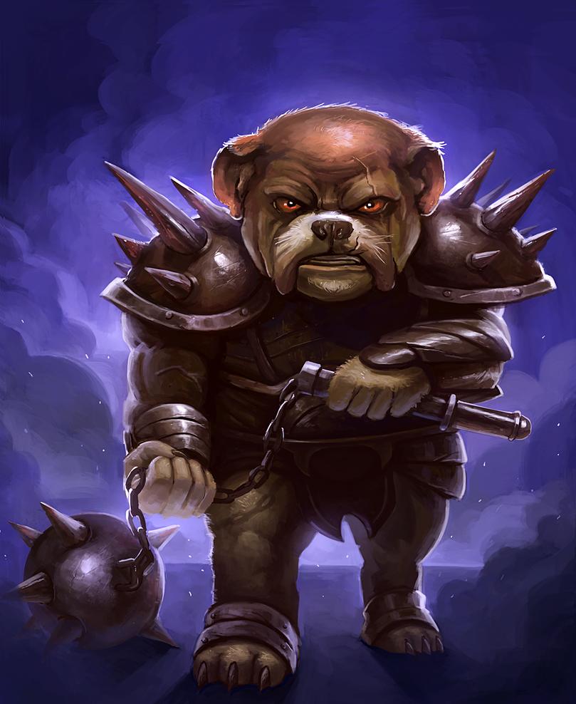 General Wroofus by jasonwang7