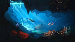 Mekazoo - Underwater Caverns