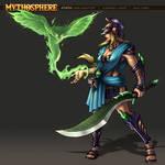 Mythosphere - Athena