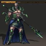 Mythosphere - Poseidon