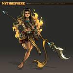 Mythosphere - Nezha