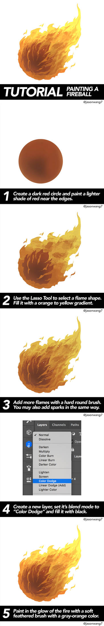Fireball tutorial
