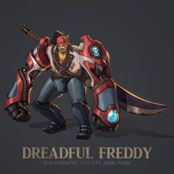 Dreadful Freddy
