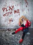 Zombie Harley Quinn