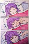 Boop the Sleeping Little Arci