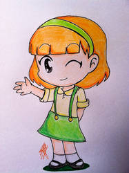[C] Little Suzy (Johnny Bravo)