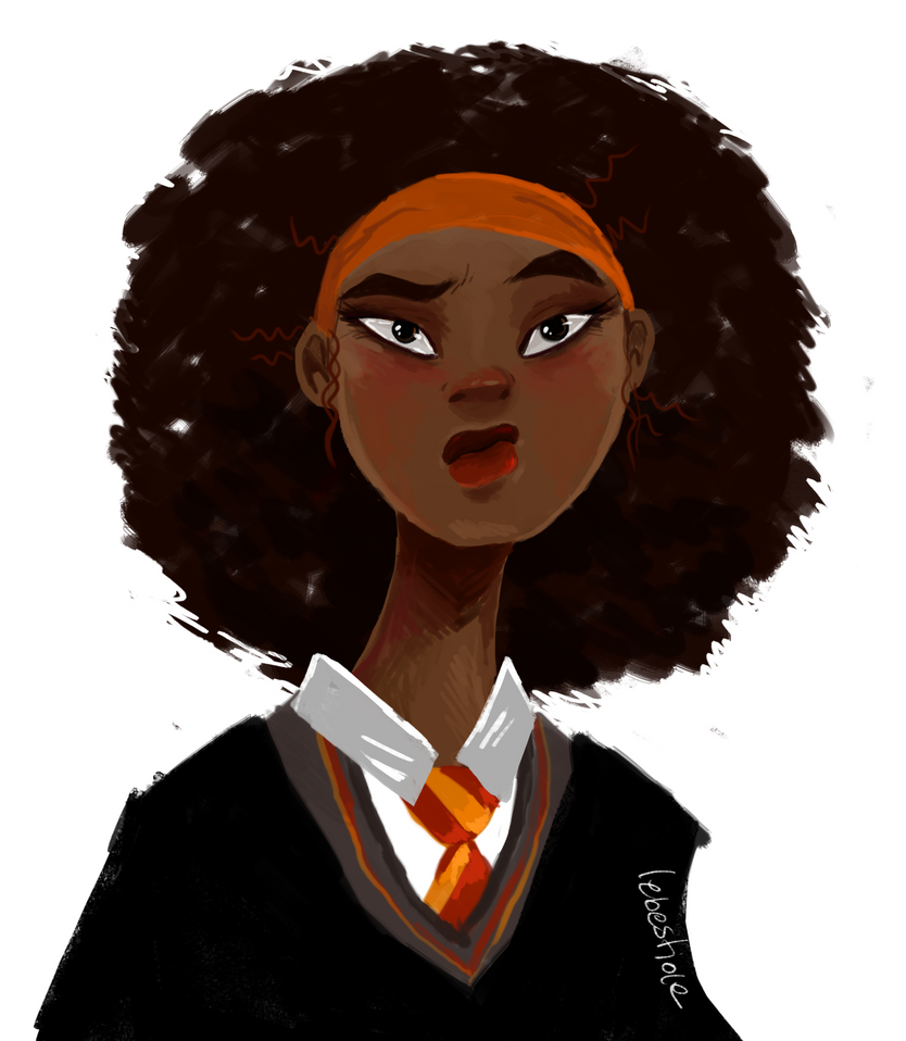 Hermione by Aveku-chan-Kataang