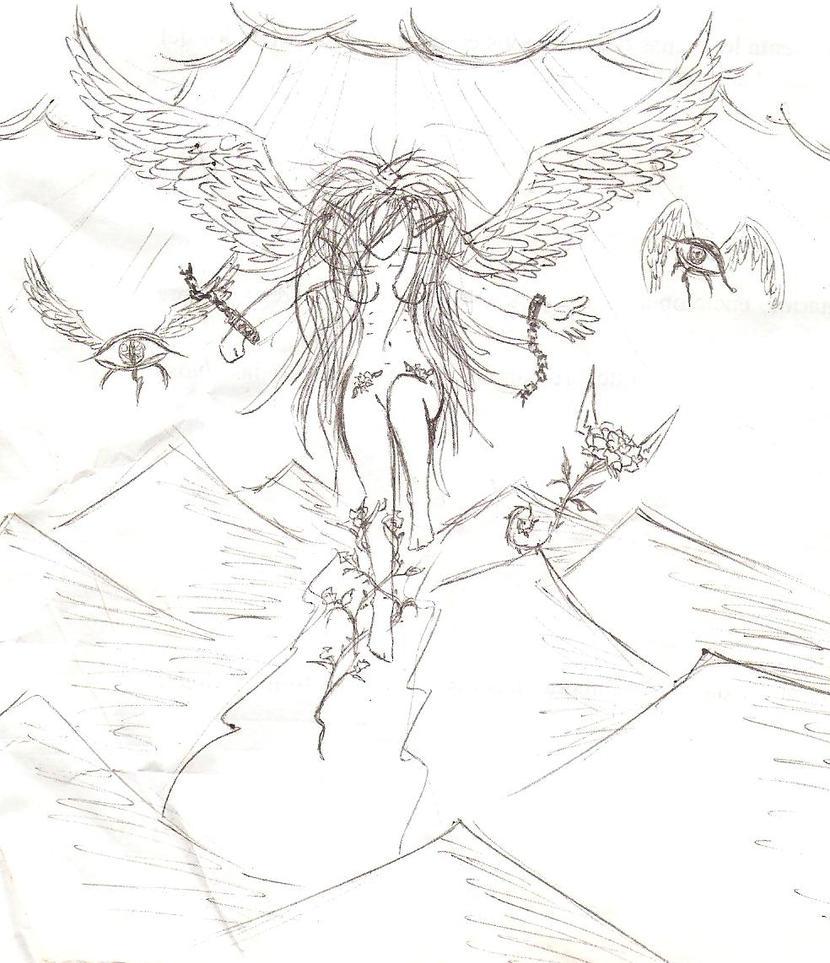 Heavenly Draw by akuma119