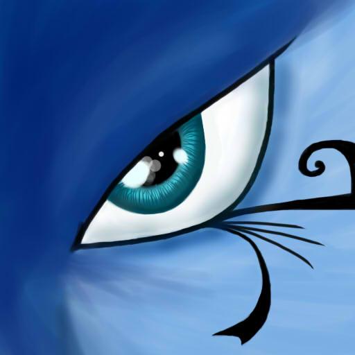 Fur Osiris Eye by akuma119