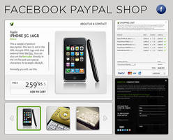 FACEBOOK PAYPAL SHOP by pezflash