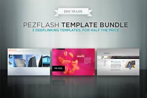 Creative Template Bundle by pezflash