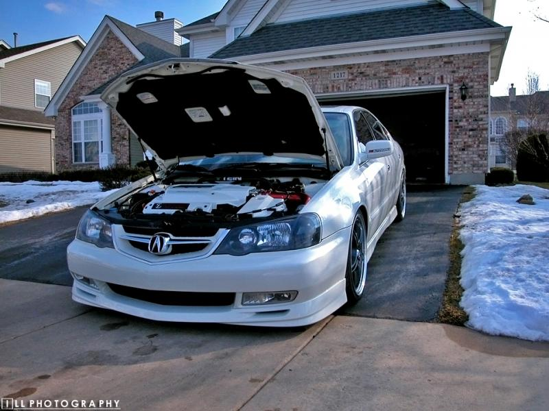 Acura Tl Type S By D Ink D Eyghu