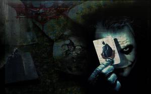 Dark Knight WallPaper - Joker2 by MimiMunster