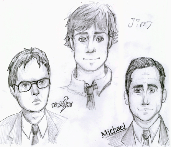 The Office FanArt By MimiMunster
