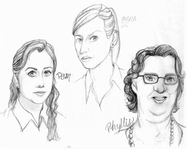 The Office FanArt Again By MimiMunster On DeviantArt