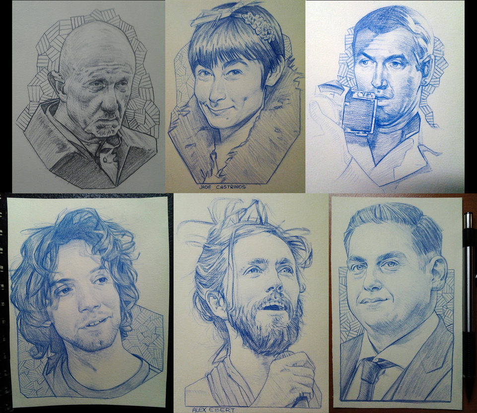 Work Sketches by thdark