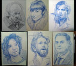 Work Sketches
