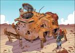 Desert Scavengers