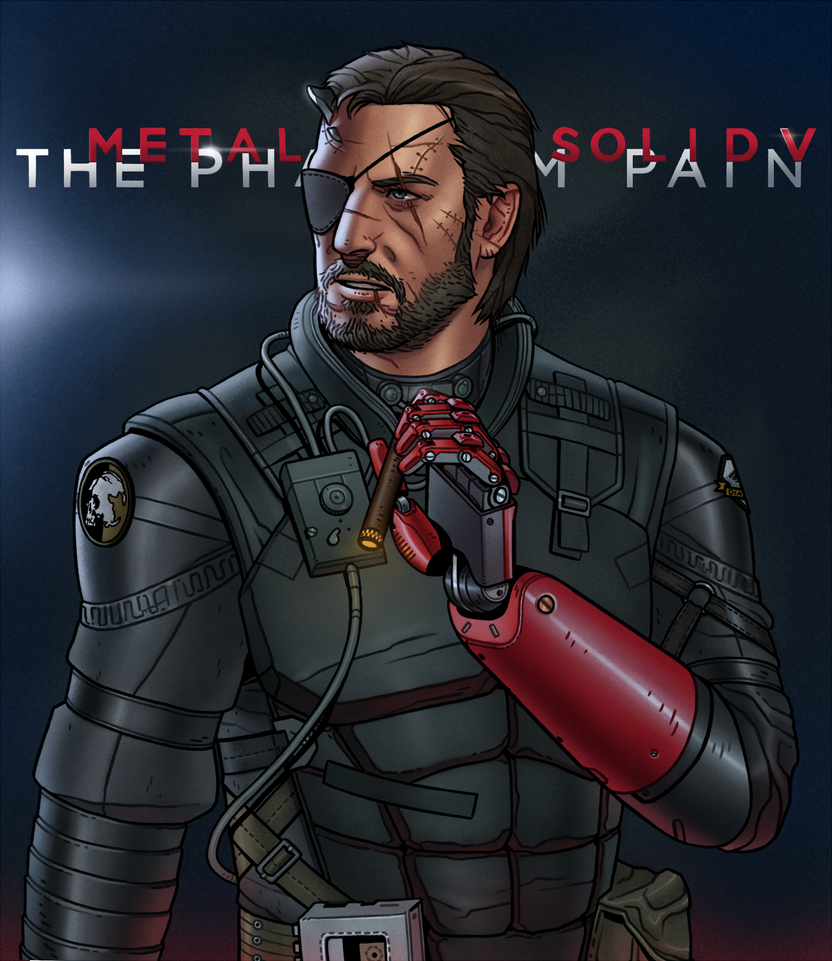 Big Boss by thdark
