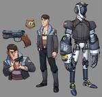 TPA Agents Character Sheet