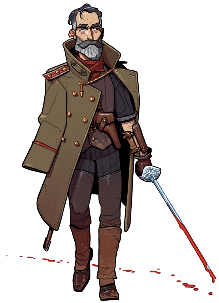 Werewolf Hunter by thdark