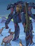 LancerRPG - Snowy Encounter