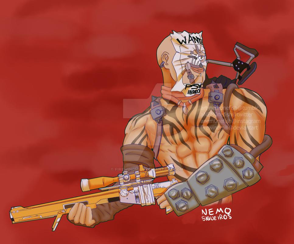 Krieg Commission by FireWindmill